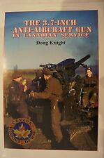 WW2 Canadian 3.7-inch Anti Aircraft Gun Artillery Reference Book