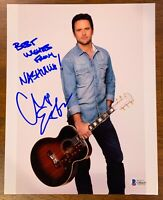"Charles Esten Signed 8x10 Photo Inscribed ""Best Wishes From Nashville"" W/ C.O.A."