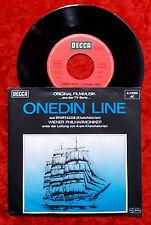 Single Onedin Linie - Original Filmmusik - (Decca 612089 AC) D 1977