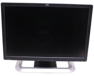 """HP L2045w 20"""" LCD Monitor VGA DVI Monitor 1680x1050 Widescreen w/ Stand & Cords"""