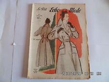 LE PETIT ECHO DE LA MODE N°6 5 FEVRIER 1950     J31