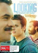 Looking : Season 1 (DVD, 2014, 2-Disc Set) Gay Interests Themed
