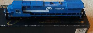 Ho scale Bachmann spectrum conrail GE Dash 8-40C Diesel Locomotive #6025 CUSTOM
