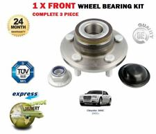 FOR CHRYSLER 300C 3.0DT 3.5 5.7i 6.1 SRT 8/2005-> 1X FRONT WHEEL BEARING HUB KIT