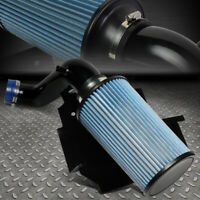 FOR 02-03 JEEP LIBERTY KJ 3.7L V6 LIGHTWEIGHT COLD AIR INTAKE+HEAT SHIELD+FILTER