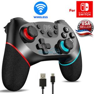 2020 For Nintendo Switch Pro Controller Turbo Function Bluetooth wireless joypad