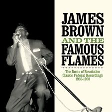 James Brown Roots of Revolution Complete Federal Singles 56-60 CD 2016 2 CDs NEW