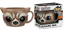 Funko Pop Home - Marvel Guardians Of The Galaxy: Rocket Raccoon Ceramic Mug 6837