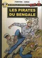 Gérald Forton Tiger Joe 5 Les pirates de Bengale tirage de tête edition Pan Pan