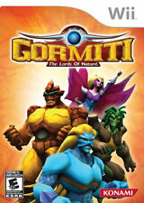 Gormiti: The Lords of Nature! WII New Nintendo Wii