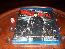 Max Payne - Versione Estesa  Blu-Ray ..... Nuovo