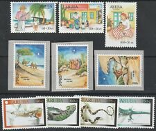 32) Aruba - Dutch West Indies - Mint Never Hinged Sets 1999 - Postfris -
