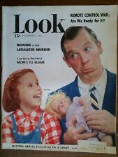 LOOK Magazine 1950 November 21 B