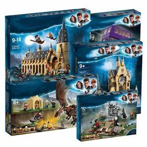 NEW Magic Castle Harried Building Blocks Brick Potter Cartoon Action Figure Toys