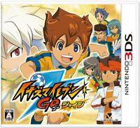 USED Nintendo 3DS Inazuma Eleven GO Shine