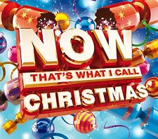 VARIOUS - NOW THAT'S WHAT I CALL CHRISTMAS: 3CD ALBUM SET (2015)