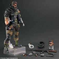 Play Arts Kai Metal Gear Phantom Pain Venom Snake Splitter Action Figure