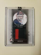 2010-11 In The Game Vip Redemption Martin Brodeur Jsy 1/10