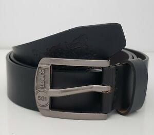Levi'sBlack ColorLevi's Genuine Leather Men Belt Size 40 Inch 501