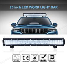 23 inch 288W LED Work Light Bar Combo Beam Driving Fog Offroad SUV ATV Boat 4X4