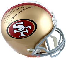 Jimmy Garoppolo Autographed San Francisco 49ers Replica Full Size Helmet TRISTAR