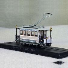 Weinlese-Stadt-städtische Straßenbahn 1:87 MOTRICE N 13 (CGFT) -1907 3D Modell