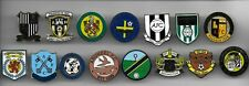 NON LEAGUE CLUBS ENAMEL LAPEL BADGES     CLUBS   A - F