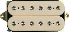 DIMARZIO DP101 Dual Sound Humbucker Guitar Pickup - CREME REGULAR SPACING