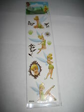 Scrapbooking Crafts Disney Stickers Tinkerbell Mirror Poses Tinker Bell