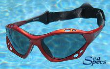 SeaSpecs Polarized Copper Blaze Water Sport Sunglasses with free case