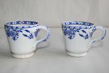 2 tasses anciennes en porcelaine de Minton