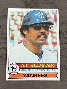 1979 Topps Reggie Jackson #700 New York Yankees (A)