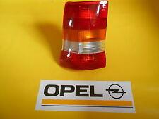 ORIGINAL Opel Astra F Caravan Familiar Luz De La Cola Luz Trasera Intermitente