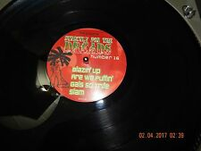 """STRICTLY FOR THE DREADS VOL. 16  DJ 12"""" PROMO MIXX-IT PARTY STARTER VINYL REGGAE"""