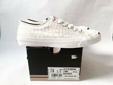 Converse Leather Jack Purcell JP LTT OX Men US 7.5 Wmn 9 Retail $160