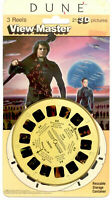 DUNE 1984 3d View-Master 3 Reel Packet NEW SEALED David Lynch Film