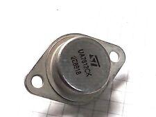 UA 7812CK Régulateur POSITIF 12V 1.5Amp. Boitier TO3