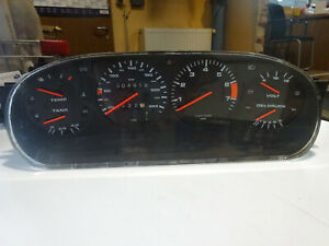 Porsche 928 Bj.78 - 82 Kombiinstrument für Schaltgetriebe 92864110130