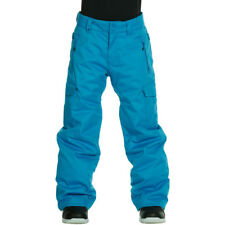 QUIKSILVER PORTER 10K YOUTH SNOWBOARD PANTS SIZE SMALL (10) *NWT*