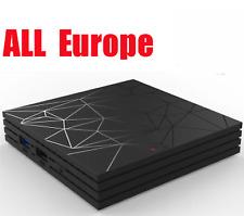 X96 mini IP Subscription 1 Year Android 7.1TV BOX support ArabicIPTV EuropeIPTv.