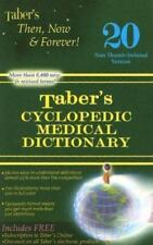 Taber's Cyclopedic Medical Dictionary (Taber's Cyclopedic Medical Dictionary (No