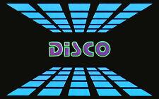 """""""Disco"""" Leuchtfolie Leuchtpanel EL-Panel für T-Shirt Party Diskothek"""