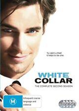 White Collar : Season 2 (DVD, 2012, 4-Disc Set)