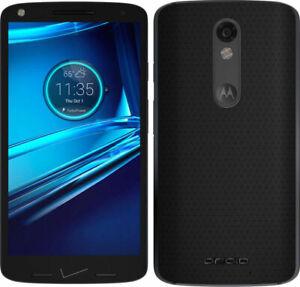 Motorola XT1585 Droid Turbo 2 (Verizon) GSM Unlock 4G LTE VoLTE Phone Page Plus