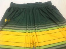 UA University of South Florida Men's Basketball Shorts Men's Large FREE SHIPPING