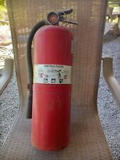 20 Lb Abc Fire Extinguisher Never Used but needs recharged.