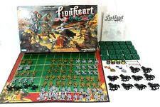 Lionheart Board Game Medieval Warfare Parker Brothers 40742 1997 Complete in Box