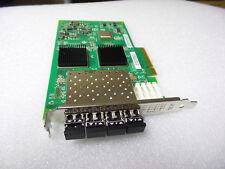 QLOGIC QLE2564 QUAD Port  PCI-E 8Gbps 8Gb HBA Host Bus Adapter with 4 x SFP