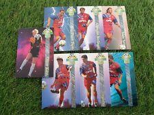 7x Panini Premium Cards 94/95 Bundesliga Team Set Trading Cards Bayern München