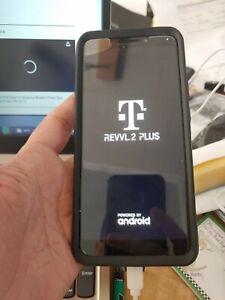 Motorola Revvl 2 Plus - 32GB - Black - T-Mobile unlocked